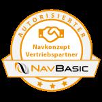 NavBasic autorisierter Navkonzept Vertriebspartner
